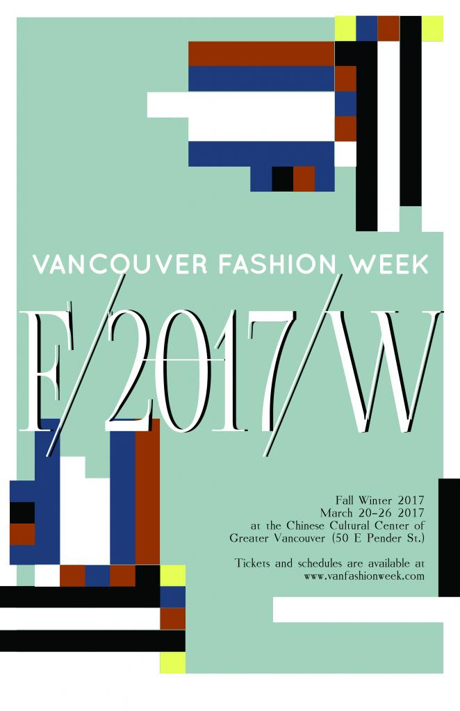 VANCOUVER FASHION WEEK FALL/WINTER 2017